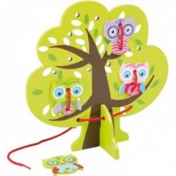 Šnurovačka - Sovy na strome