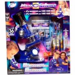 Detský mikroskop - 36 dielny set