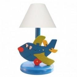 Detská nočná lampa - lietadlo