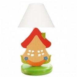Detská nočná lampa - domček