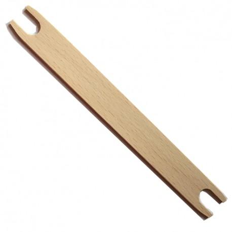Drevený člnok ku krosnám - mini 15,5 cm