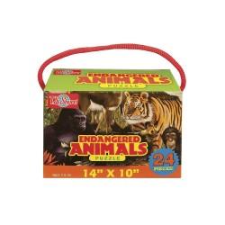 T.S. Shure Mini Puzzle 24ks-ové - Divoké zvieratká
