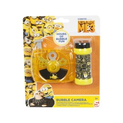 Bublifoková kamera - Minion