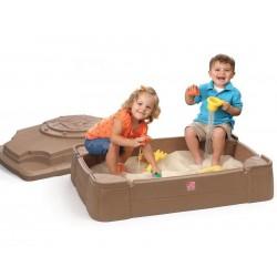 STEP2 Detské pieskovisko s krytom Play Store
