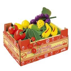 Detská prepravka s ovocím
