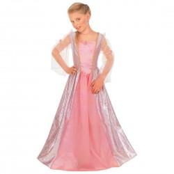 Detský karnevalový kostým - Princezná Silvia