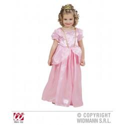 Detský karnevalový kostým - Princezná veľ.116 cm