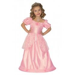 Detský karnevalový kostým - Princezná veľ. 110 cm