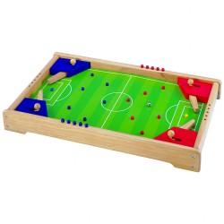 Detský drevený stolný futbal Flipper
