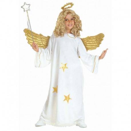 Detský karnevalový kostým - Anjel veľ. 128 cm