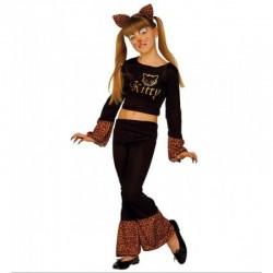 Detský karnevalový kostým Cica Kitty