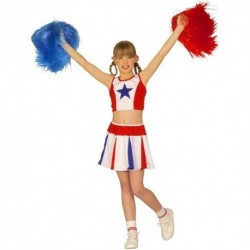 Detský karnevalový kostým - Pom-pom girl