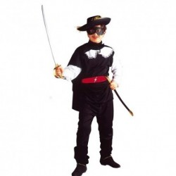Detský karnevalový kostým - Bandita Zorro