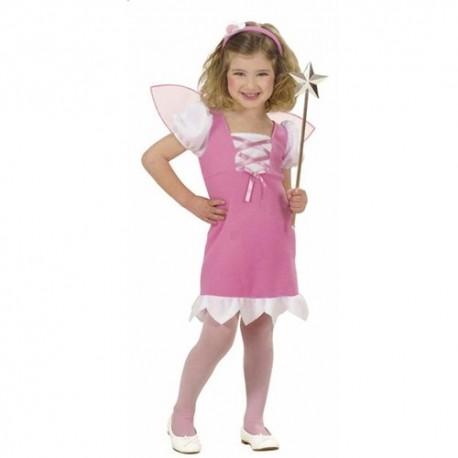 Detský karnevalový kostým - Víla veľ.110 cm