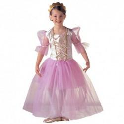Detský karnevalový kostým - Baletka veľ.128 cm
