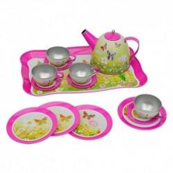 Detská čajová súprava - s motýlikmi
