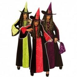 Detský karnevalový kostým - Bosorka