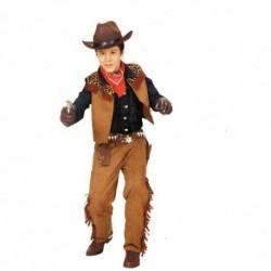 Detský karnevalový kostým - Kovboj Western