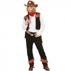 Detský karnevalový kostým - Kovboj