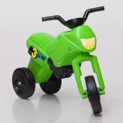 DOHÁNY odrážadlo Enduro veľké kawassaki zelené