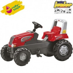 Rolly Toys Detský šlapací traktor Junior