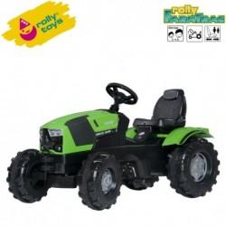 Rolly Toys Detský šlapací traktor FarmTrac Deutz-Fahr 5120