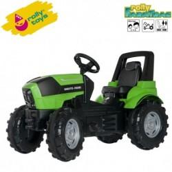 Rolly Toys Detský šlapací traktor FarmTrac Deutz-Fahr Agrotron 7250 TTV