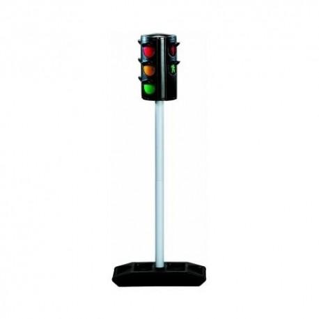 BIG Detský elektronický semafor s automatickým blikaním