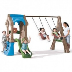 STEP2 Detské ihrisko Play Up Gym Set
