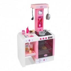 SMOBY detská elektronická kuchynka Cheftronic Hello Kitty so zvukmi + 19 doplnkov