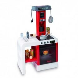 SMOBY detská elektronická kuchynka Cheftronic Tefal + 21 doplnkov