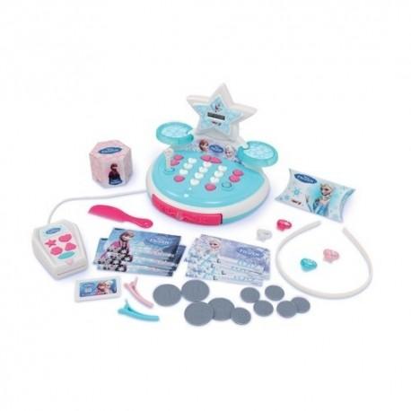 Detská registračná pokladňa Smoby Frozen s doplnkami