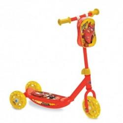 MONDO detská trojkolesová kolobežka Cars s taškou