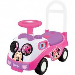 KIDDIELAND detské elektronické odrážadlo Disney Minnie so svetlom a zvukom