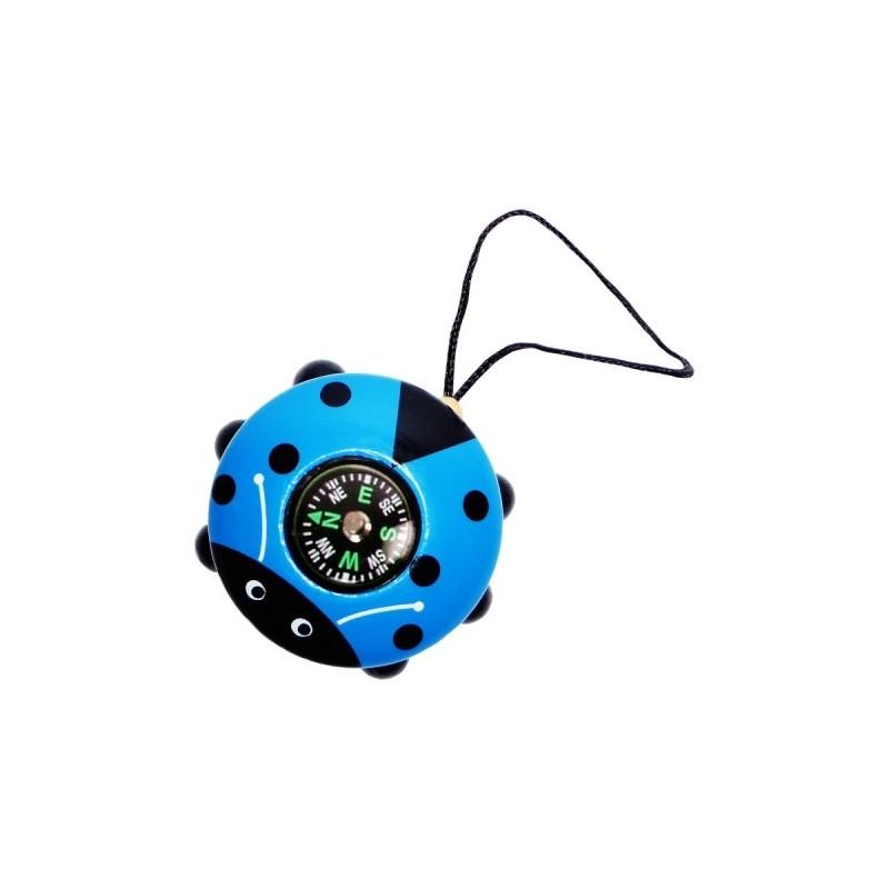 Detský kompas Lienka - modrá - Najhracky.sk 1de01605f0