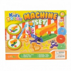KID´S TOYS farebná plastelína set Machine