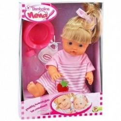 Bambolina Nena bábika s nočníkom