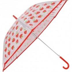 Detský dáždnik - Jahôdky