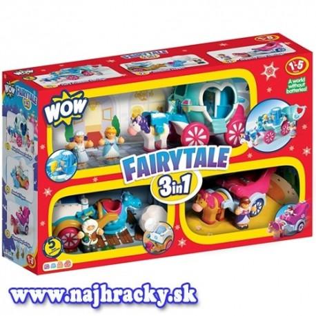 WOW hračky - Multipack sada - Rozprávky