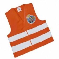 ROLLY TOYS Detská reflexná vesta - oranžová