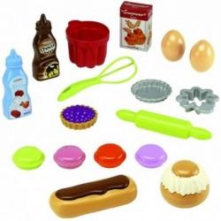 ÉCOIFFIER - Detská sada cukrárskych potrieb