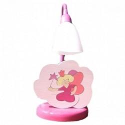 Detská stolná lampa - víla