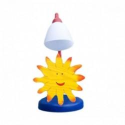 Detská stolná lampa - slniečko