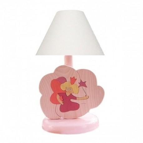 Detská nočná lampa - víla
