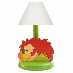 Detská nočná lampa - ježko