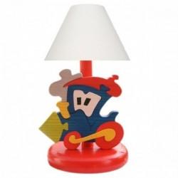 Detská nočná lampa - vláčik
