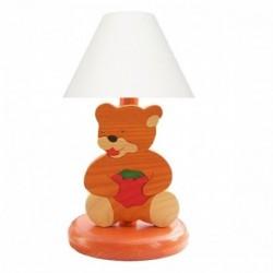Detská nočná lampa - macko