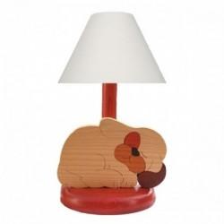 Detská nočná lampa - psík