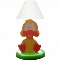 Detská nočná lampa - kačka