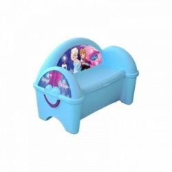 MARIANPLAST Detská pohovka s úložným priestorom Frozen